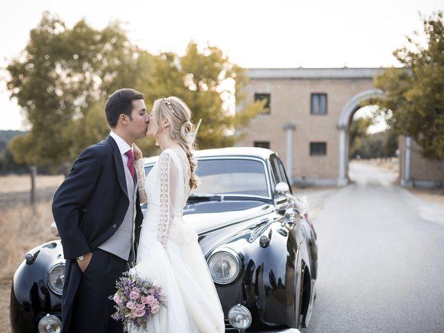 La boda de Conchi y Borja