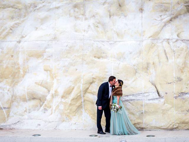 La boda de Abel y Elena en Segovia, Segovia 3