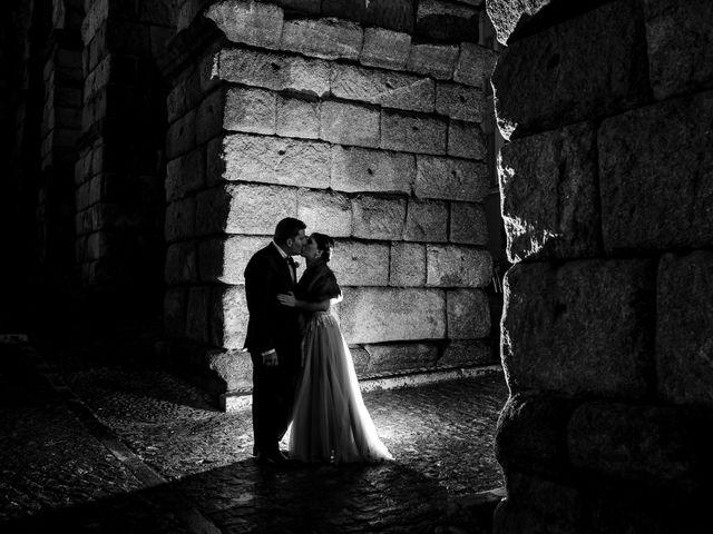 La boda de Abel y Elena en Segovia, Segovia 6