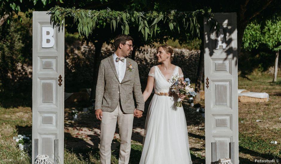 La boda de Bruno y Ariadna en Sant Pere De Ribes, Barcelona