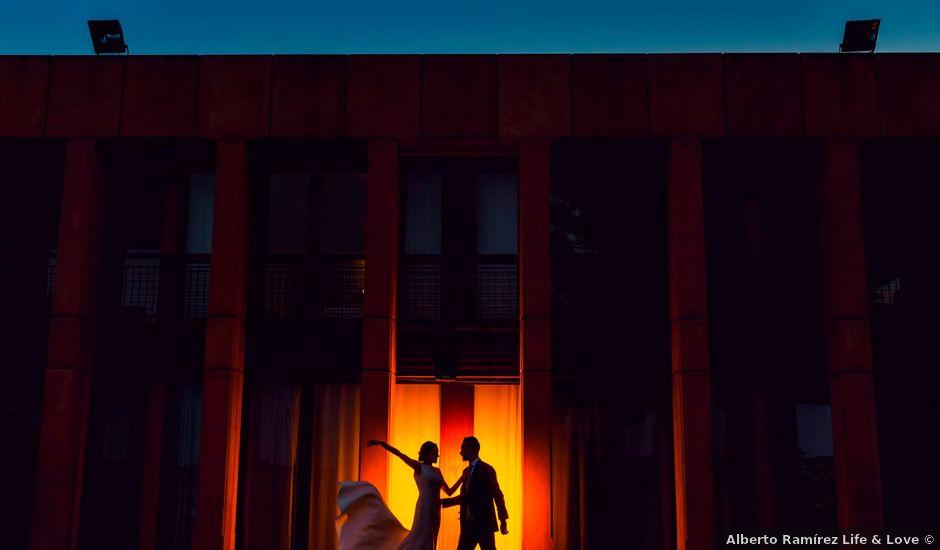 La boda de Alvaro y Sandra en Toledo, Toledo