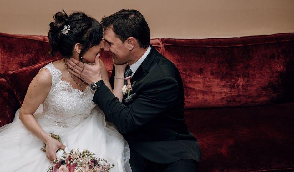 La boda de Sergio y Rocío  en Segovia, Segovia
