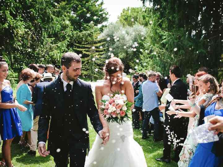 La boda de Judith y Gerard