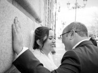 La boda de Miguela y Samuel