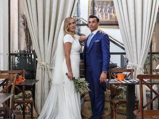 La boda de Estefania y Francisco