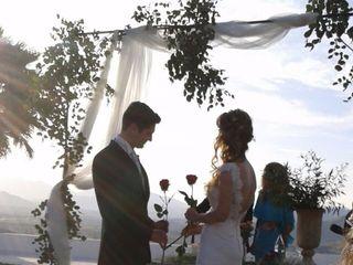 La boda de Esther y Rafael 1