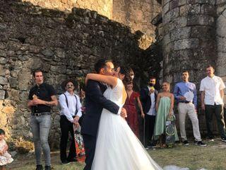 La boda de Ainhoa y Sebastián 1