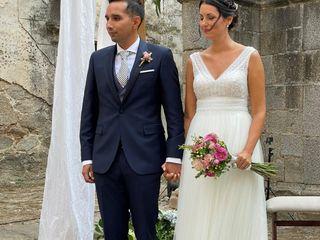La boda de Ainhoa y Sebastián