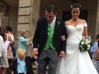 La boda de Laura López Saavedra y Jesús Fernández lodos