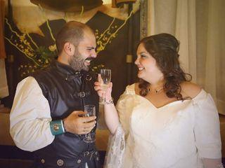 La boda de Nadia y Pablo
