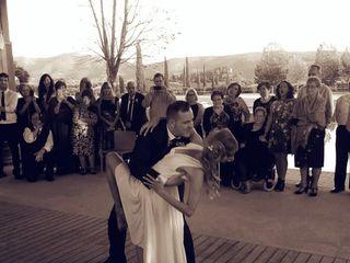 La boda de Yamina y Txema 2