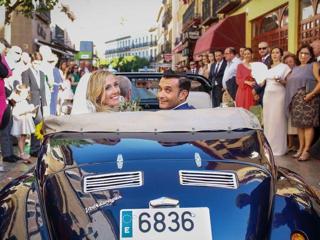 La boda de Francisco y Estefania en Sevilla, Sevilla 8
