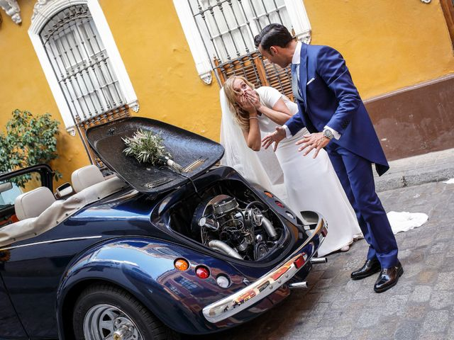 La boda de Francisco y Estefania en Sevilla, Sevilla 9