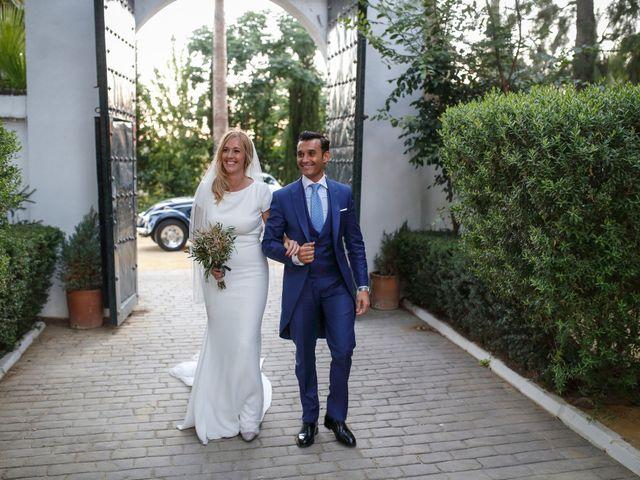 La boda de Francisco y Estefania en Sevilla, Sevilla 10