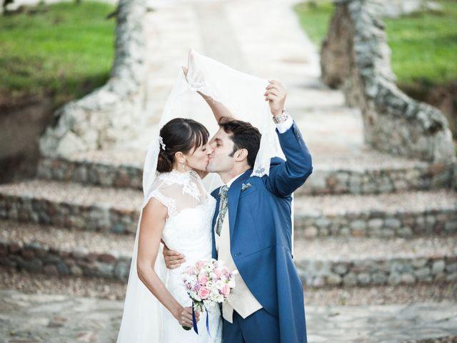 La boda de Maga y Óscar