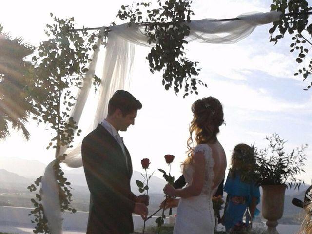 La boda de Rafael y Esther en Cartama, Málaga 1