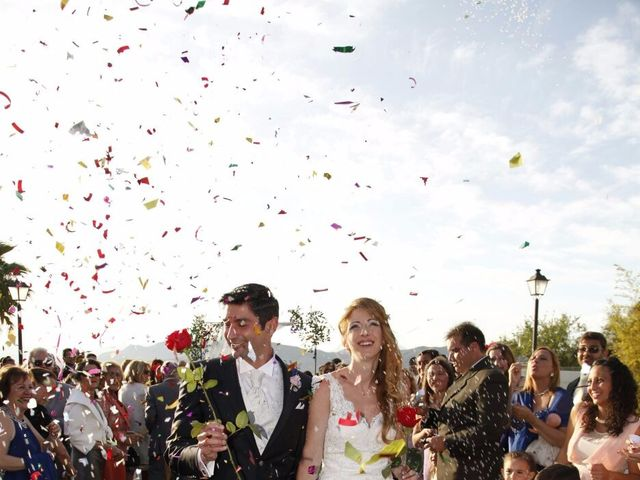 La boda de Rafael y Esther en Cartama, Málaga 4
