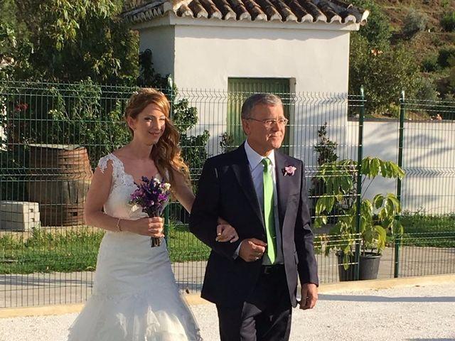 La boda de Rafael y Esther en Cartama, Málaga 7