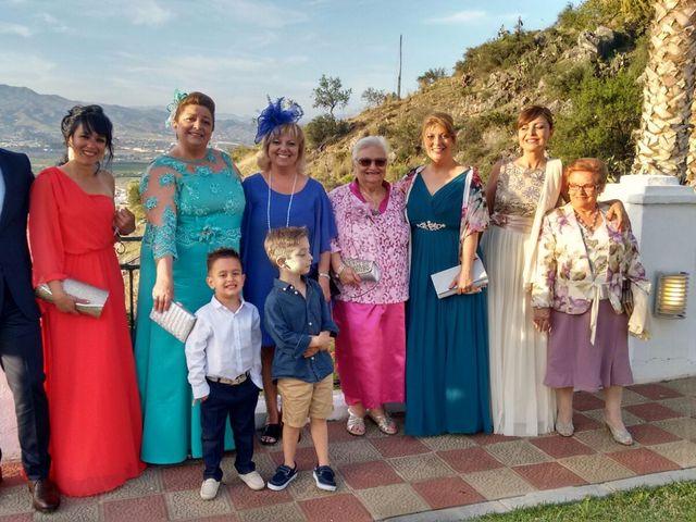 La boda de Rafael y Esther en Cartama, Málaga 11