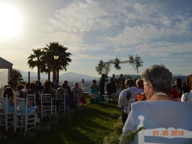 La boda de Rafael y Esther en Cartama, Málaga 14