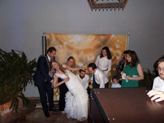 La boda de Rafael y Esther en Cartama, Málaga 17