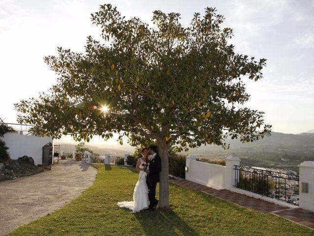 La boda de Rafael y Esther en Cartama, Málaga 18
