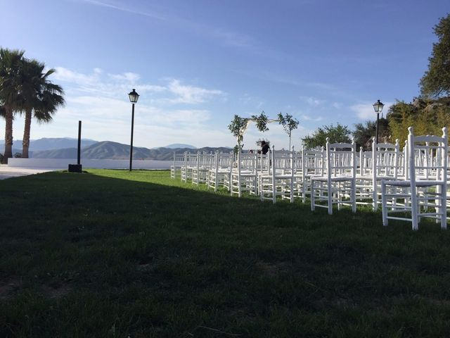 La boda de Rafael y Esther en Cartama, Málaga 19