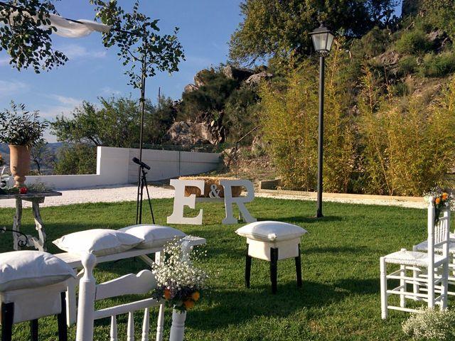 La boda de Rafael y Esther en Cartama, Málaga 22