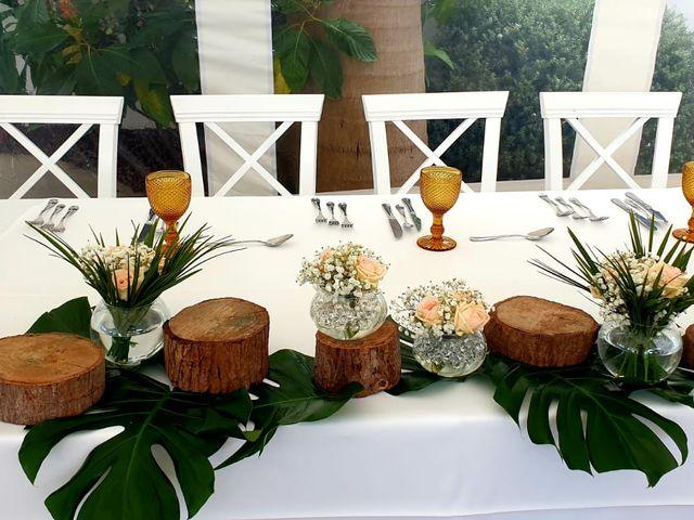 La boda de Carlos y Laura en Tacoronte, Santa Cruz de Tenerife 1