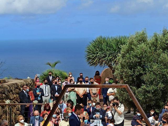 La boda de Carlos y Laura en Tacoronte, Santa Cruz de Tenerife 12