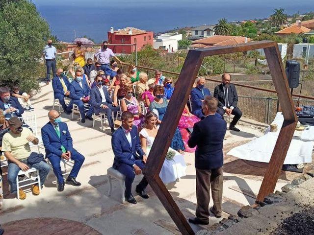 La boda de Carlos y Laura en Tacoronte, Santa Cruz de Tenerife 2