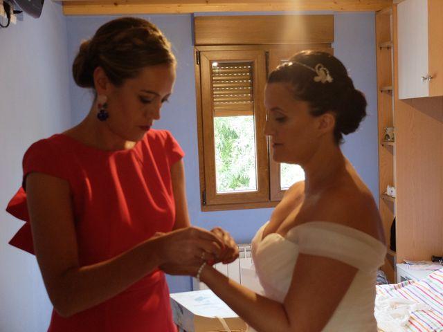 La boda de Jesús Fernández lodos y Laura López Saavedra en Ribadeo (Casco Urbano), Lugo 2