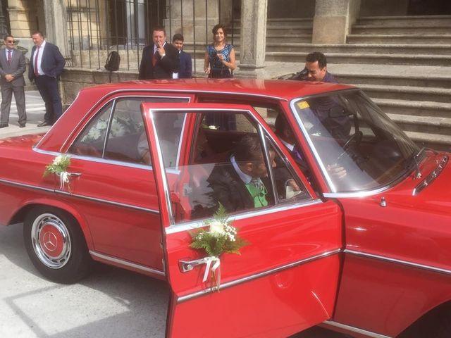 La boda de Jesús Fernández lodos y Laura López Saavedra en Ribadeo (Casco Urbano), Lugo 6