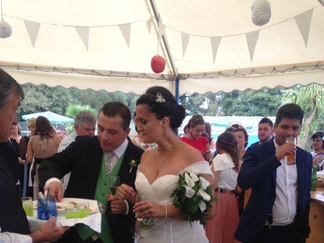 La boda de Jesús Fernández lodos y Laura López Saavedra en Ribadeo (Casco Urbano), Lugo 9