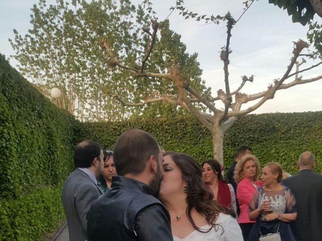 La boda de Pablo y Nadia en El Molar, Madrid 1