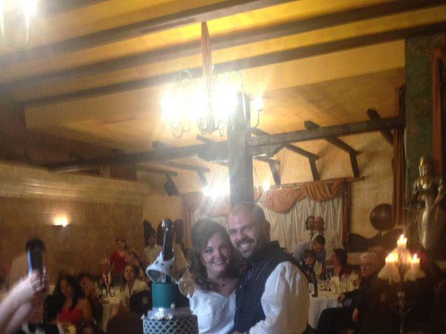 La boda de Pablo y Nadia en El Molar, Madrid 7