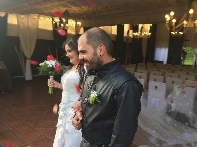 La boda de Pablo y Nadia en El Molar, Madrid 9