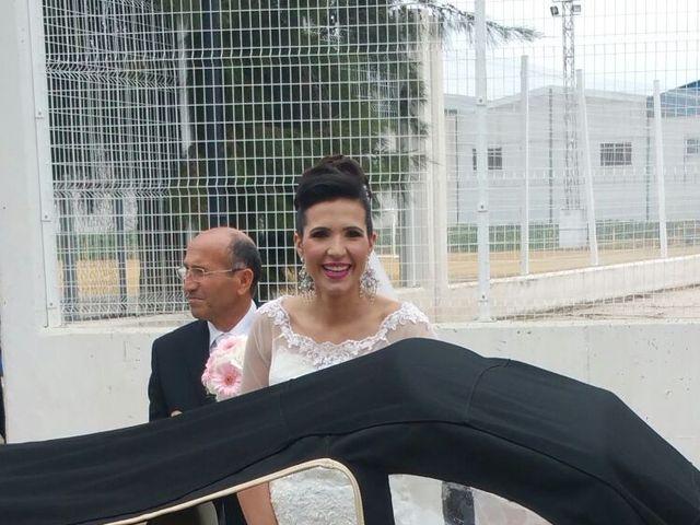 La boda de Pablo Alberto y Mercedes en Los Palacios Y Villafranca, Sevilla 5