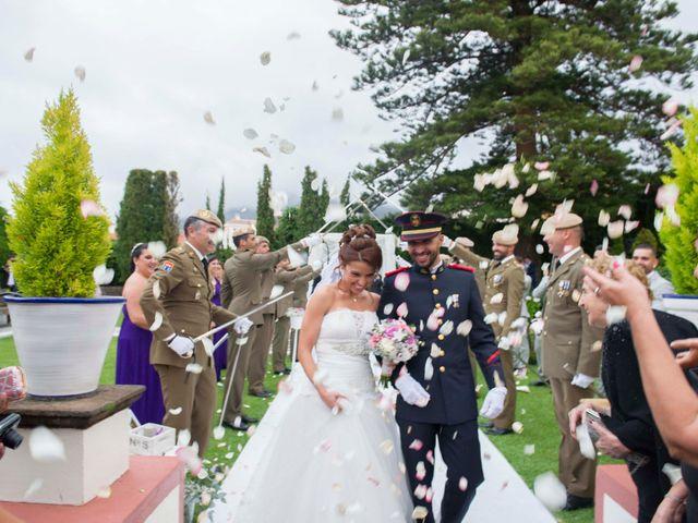 La boda de Felix y Azahara en La Orotava, Santa Cruz de Tenerife 2