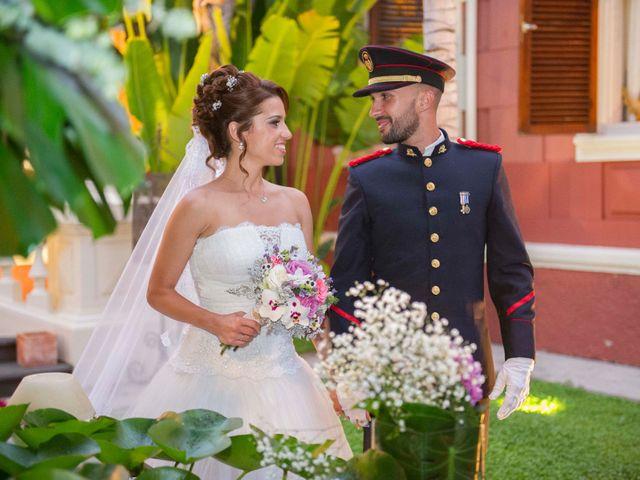 La boda de Azahara y Felix