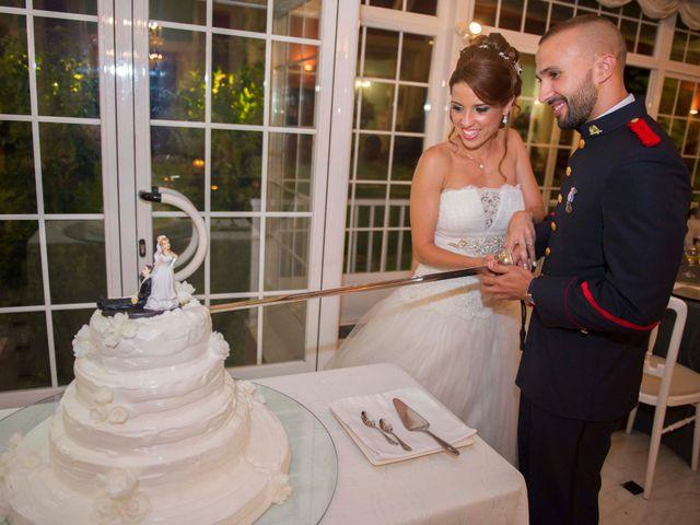 La boda de Felix y Azahara en La Orotava, Santa Cruz de Tenerife 5