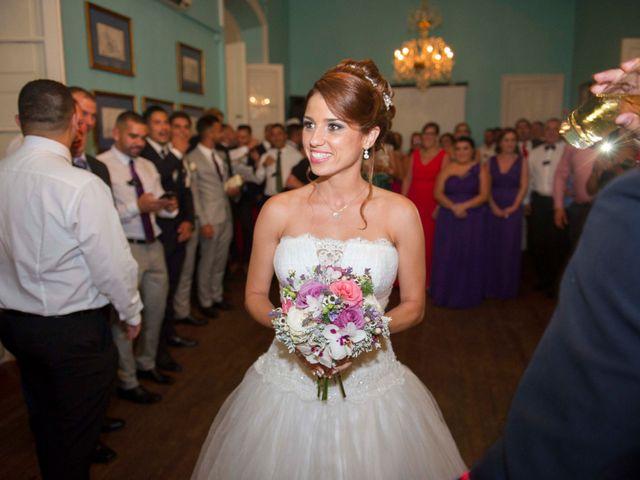 La boda de Felix y Azahara en La Orotava, Santa Cruz de Tenerife 6