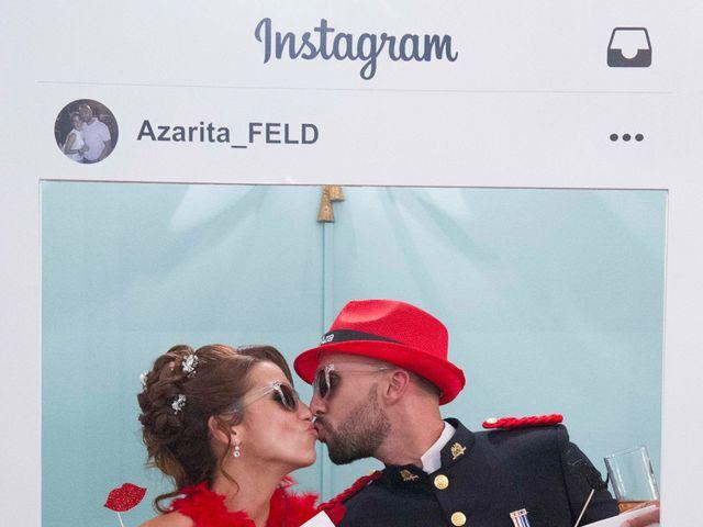 La boda de Felix y Azahara en La Orotava, Santa Cruz de Tenerife 9