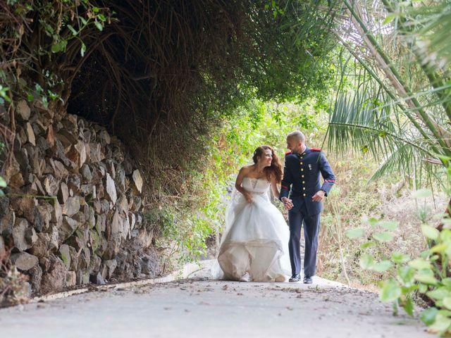 La boda de Felix y Azahara en La Orotava, Santa Cruz de Tenerife 11