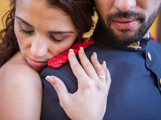 La boda de Felix y Azahara en La Orotava, Santa Cruz de Tenerife 13