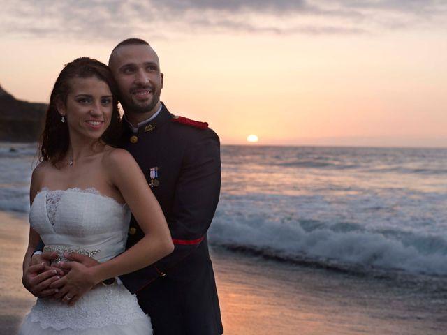 La boda de Felix y Azahara en La Orotava, Santa Cruz de Tenerife 15