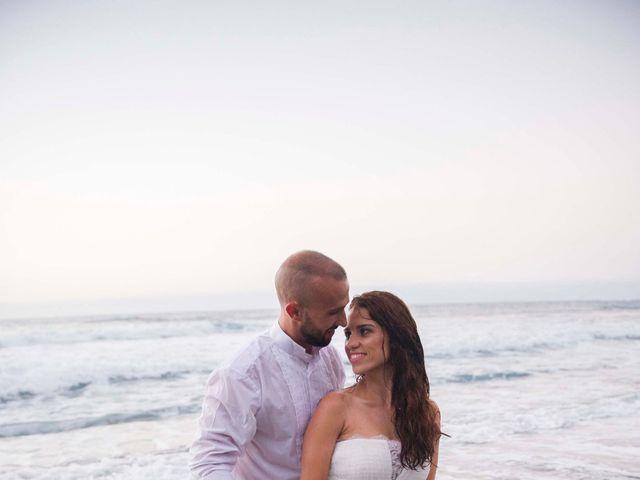 La boda de Felix y Azahara en La Orotava, Santa Cruz de Tenerife 16