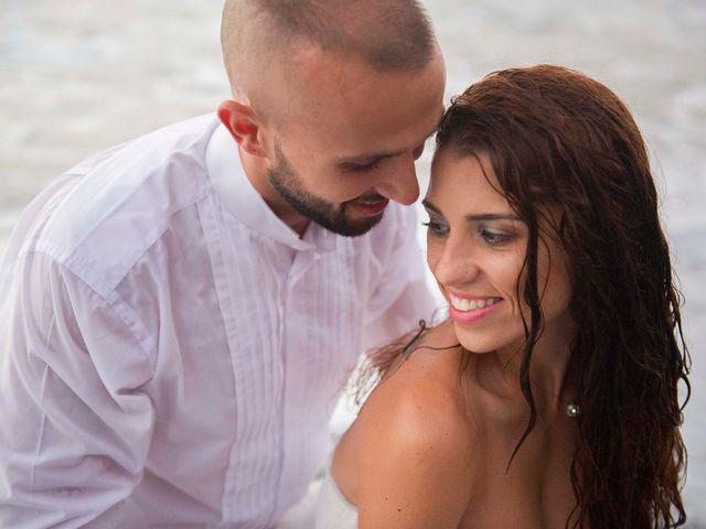 La boda de Felix y Azahara en La Orotava, Santa Cruz de Tenerife 17