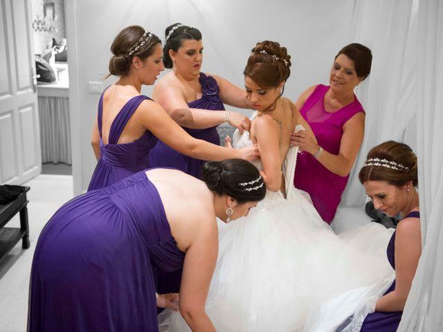 La boda de Felix y Azahara en La Orotava, Santa Cruz de Tenerife 29