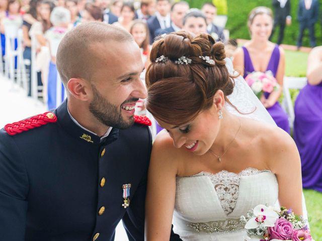 La boda de Felix y Azahara en La Orotava, Santa Cruz de Tenerife 36